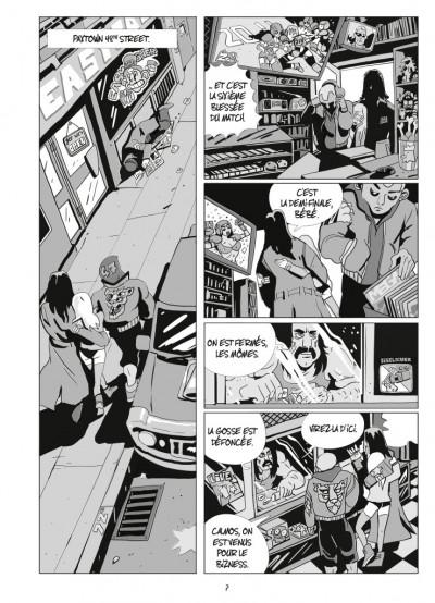 Page 5 Lastman stories - Soir de match