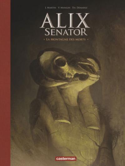 Couverture Alix senator - édition deluxe tome 6