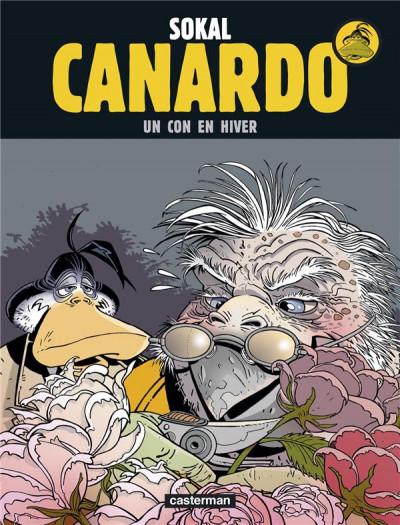 Couverture Canardo tome 25