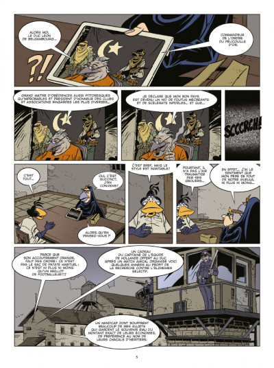 Page 3 Canardo tome 25