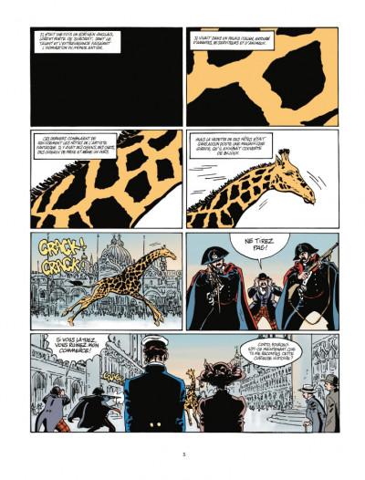 Page 1 Corto Maltese tome 14 - Equatoria