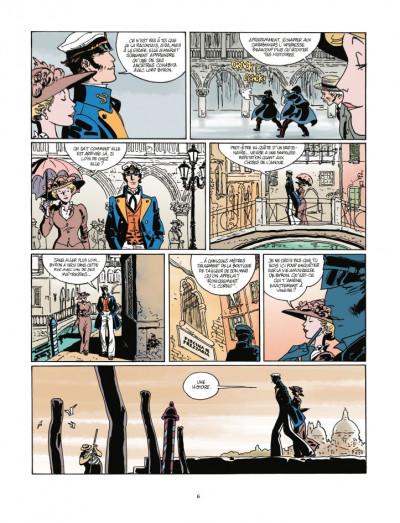 Page 2 Corto Maltese tome 14 - Equatoria