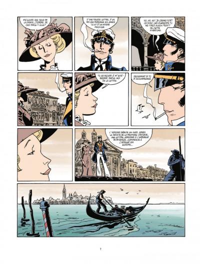 Page 3 Corto Maltese tome 14 - Equatoria