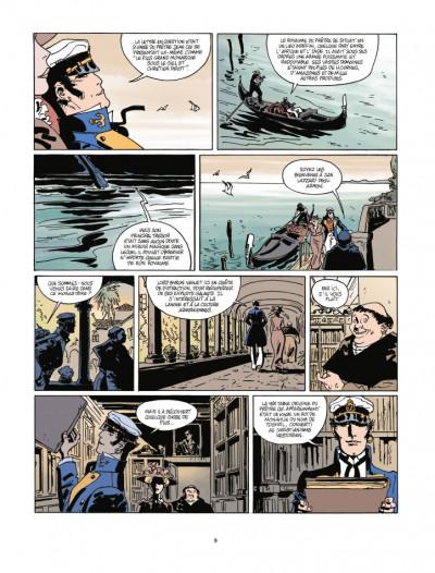 Page 4 Corto Maltese tome 14 - Equatoria