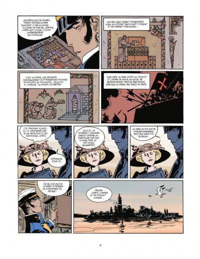 Page 5 Corto Maltese tome 14 - Equatoria