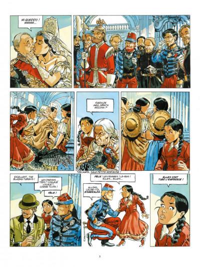 Page 3 Sauvage tome 3