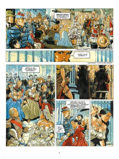 Page 4 Sauvage tome 3