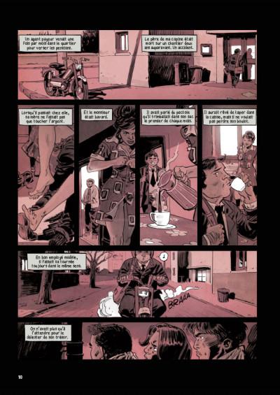 Page 2 Face au mur tome 2