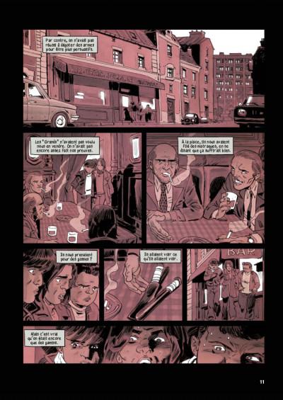 Page 3 Face au mur tome 2