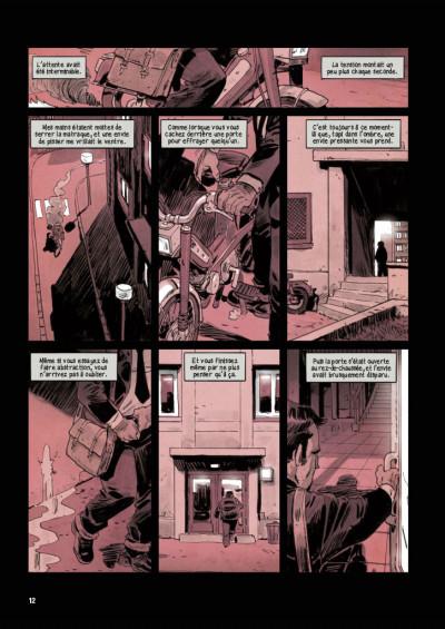 Page 4 Face au mur tome 2