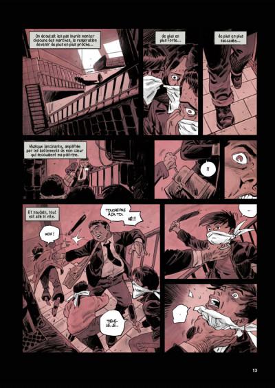 Page 5 Face au mur tome 2