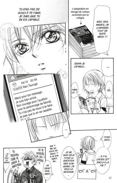 Page 2 Skip beat tome 40