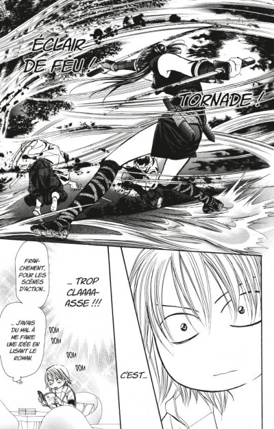 Page 3 Skip beat tome 40