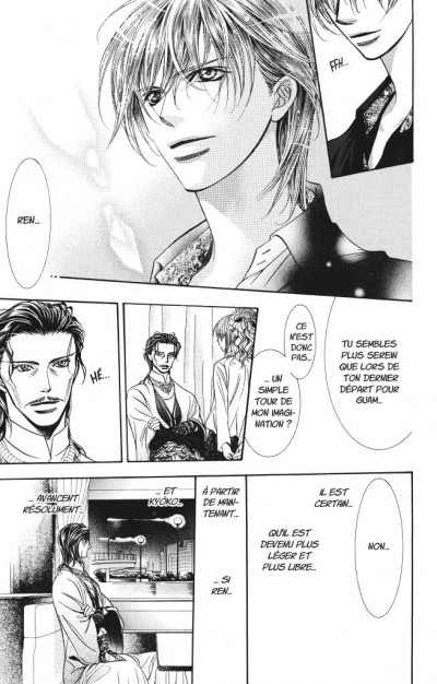 Page 5 Skip beat tome 40