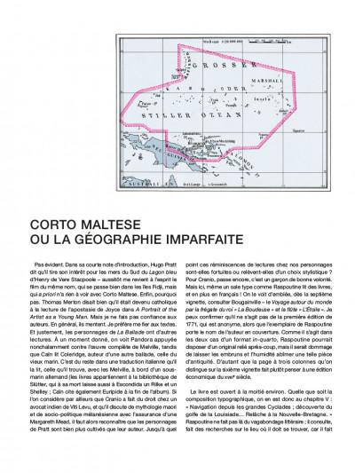 Page 5 Corto Maltese N&B - édition 2017 tome 1 - La ballade de la mer salée