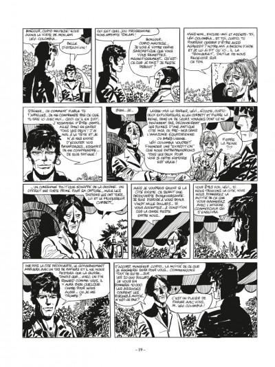 Page 3 Corto Maltese N&B - édition 2017 tome 3 - Toujours un peu plus loin