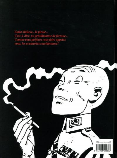 Dos Corto Maltese tome 6 - En Sibérie (N&B)