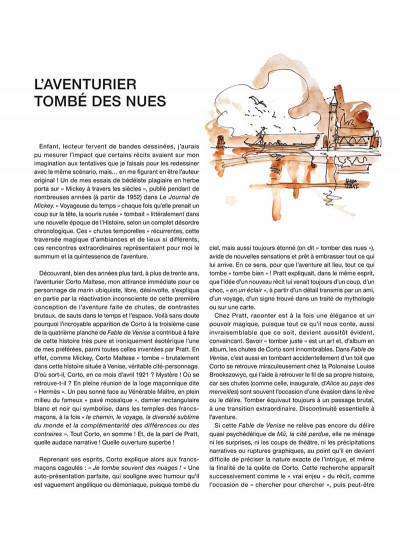 Page 6 Corto Maltese - édition 2017 n&b tome 7