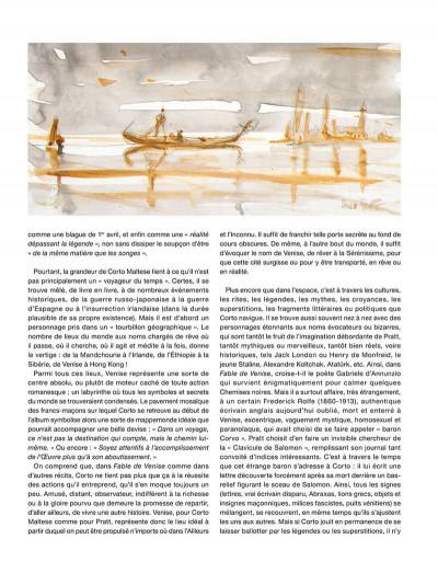 Page 7 Corto Maltese - édition 2017 n&b tome 7