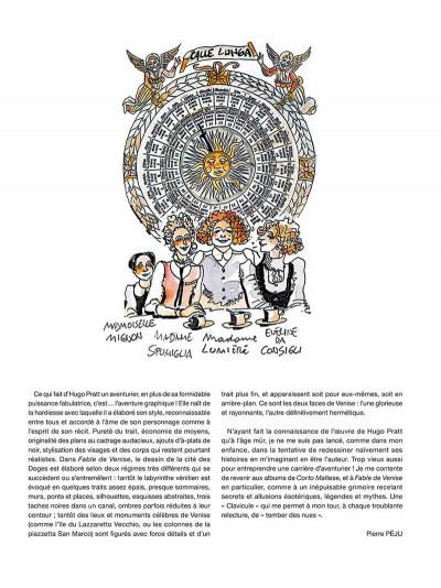 Page 9 Corto Maltese - édition 2017 n&b tome 7