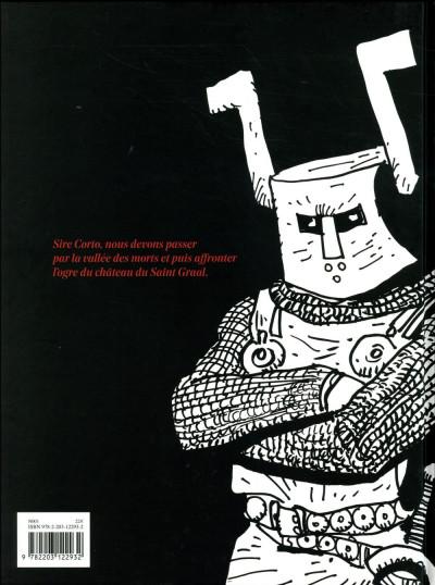 Dos Corto Maltese - édition 2017 n&b tome 11