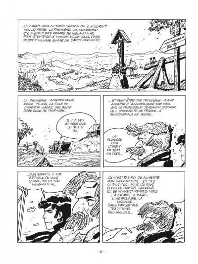 Page 1 Corto Maltese - édition 2017 n&b tome 11