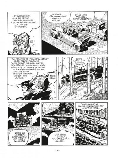 Page 2 Corto Maltese - édition 2017 n&b tome 11