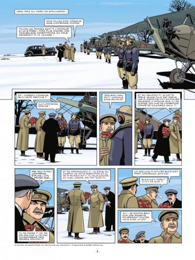 Page 1 Les cinq de Cambridge tome 3