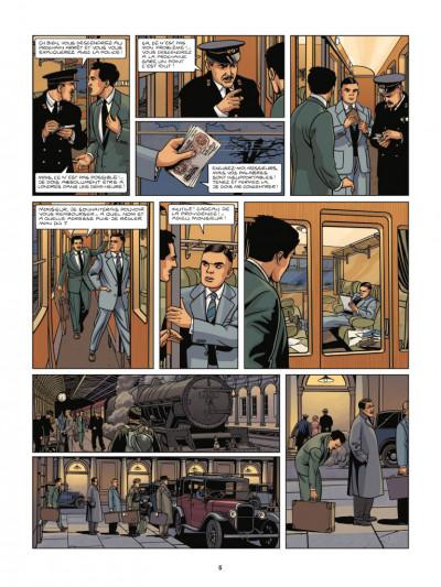 Page 4 Les cinq de Cambridge tome 3