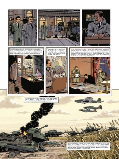 Page 5 Les cinq de Cambridge tome 3