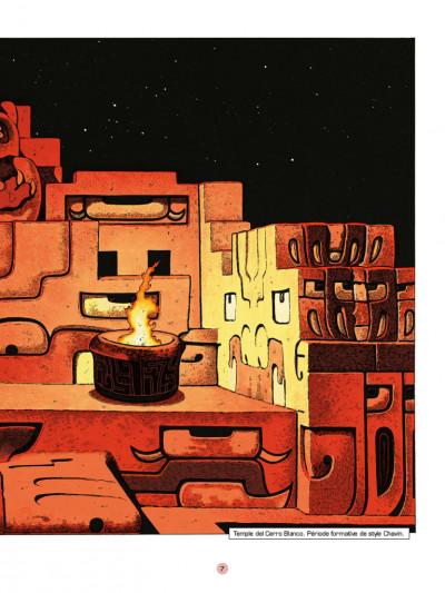 Page 1 Les voyages d'Alix - Les Incas (nouvelle édition)