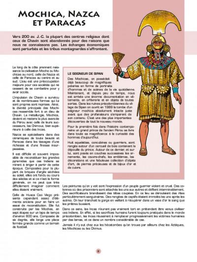 Page 2 Les voyages d'Alix - Les Incas (nouvelle édition)