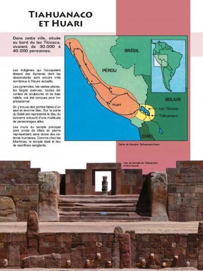 Page 3 Les voyages d'Alix - Les Incas (nouvelle édition)