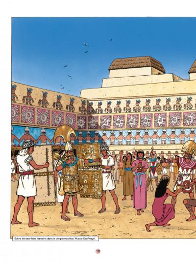 Page 4 Les voyages d'Alix - Les Incas (nouvelle édition)
