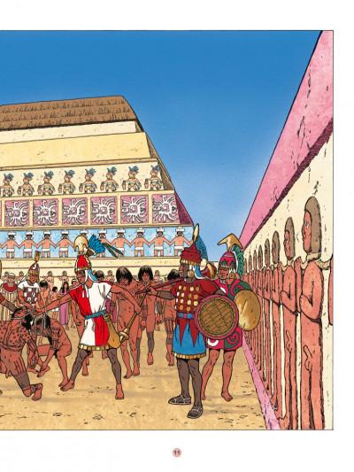 Page 5 Les voyages d'Alix - Les Incas (nouvelle édition)