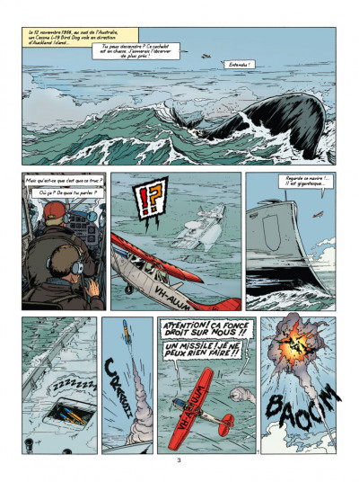Page 1 Lefranc tome 29