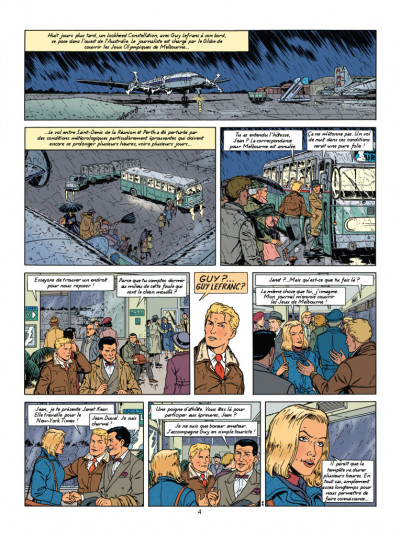 Page 2 Lefranc tome 29