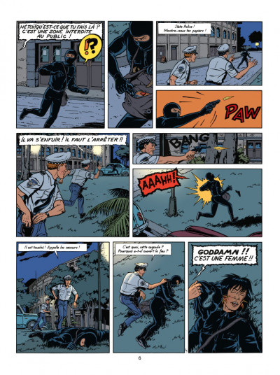 Page 4 Lefranc tome 29