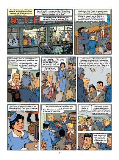 Page 5 Lefranc tome 29