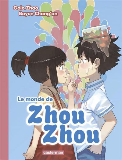 Couverture Le monde de Zhou-Zhou tome 2