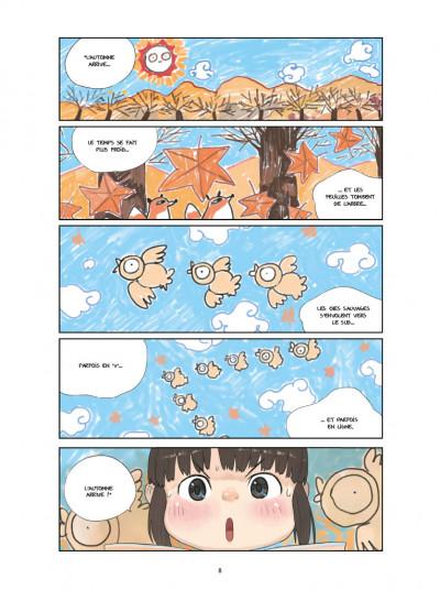 Page 5 Le monde de Zhou-Zhou tome 2