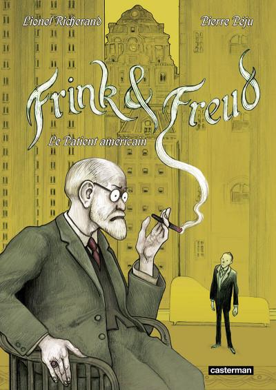 Couverture Frink & Freud