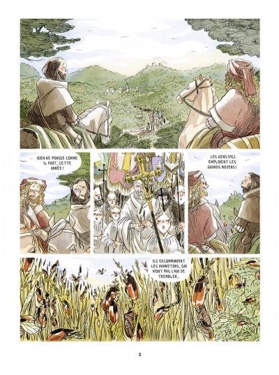 Page 4 Bouche d'ombre tome 4