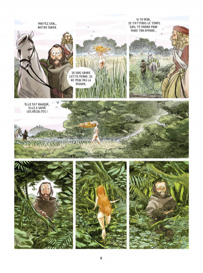 Page 7 Bouche d'ombre tome 4
