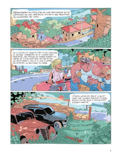 Page 1 San-Antonio chez les Gones
