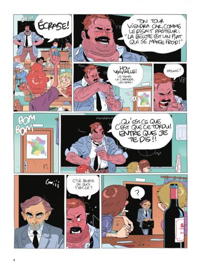 Page 4 San-Antonio chez les Gones