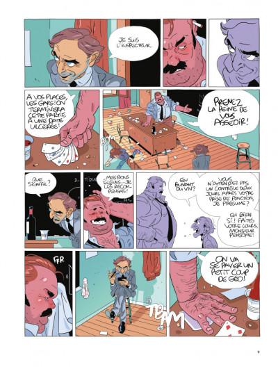 Page 5 San-Antonio chez les Gones