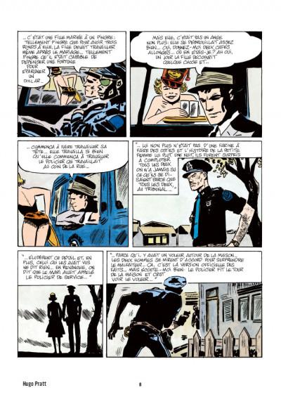 Page 5 Pandora (revue) tome 4