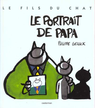 image de le fils du chat tome 1 - le portrait de papa