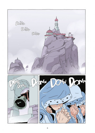 Page 2 Lastman tome 10